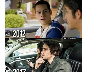 2012, teen wolf, and dylan o'brien image