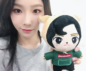 snsd, taeyeon, and sone image