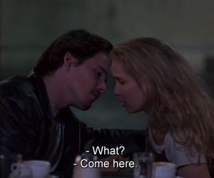 before sunrise, crush, and julie delpy image