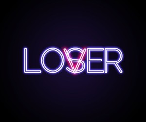 loser, lovers, and wallpaper image