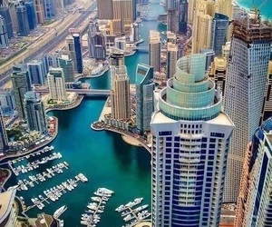 Dubai and city image