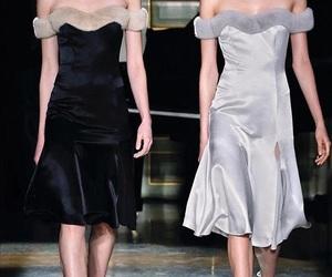 Blumarine, catwalk, and fashion image