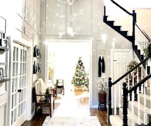 christmas, decor, and season image