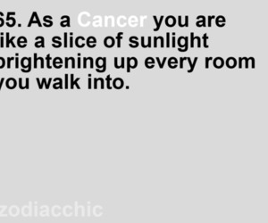 astrology, feelings, and cancer image