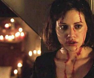 horror, blood, and brittany murphy image