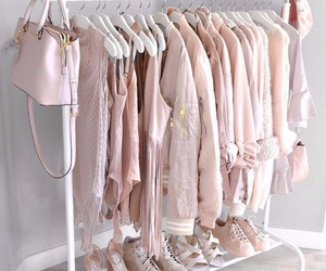 fashion, Nude, and pink image