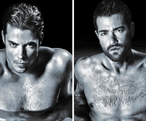 Hot, jesse metcalfe, and josh henderson image