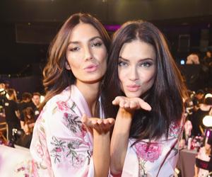 Adriana Lima, girl, and Victoria's Secret image