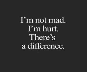 quotes, difference, and hurt image