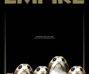 empire, star wars, and the last jedi image