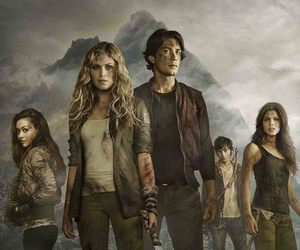 the 100, series, and the100 image