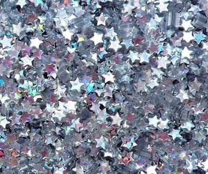 stars, glitter, and background image
