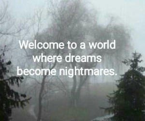 deep, dreams, and fucked up image