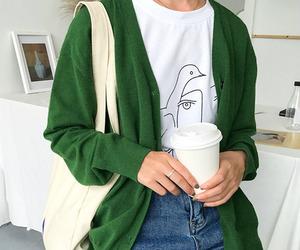 casual, minimalism, and ulzzang image