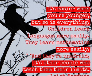 quotes, leigh bardugo, and six of crows image