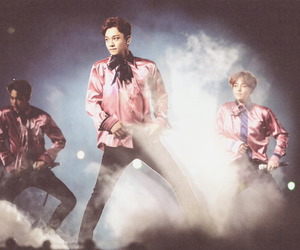 Chen, scans, and baekhyun image