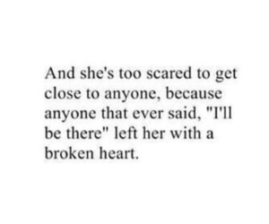 broken, heart, and quotes image