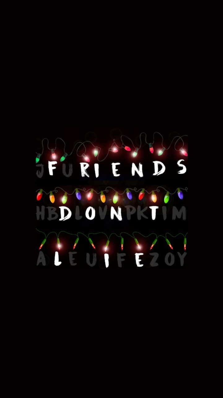 Friends Don T Lie Shared By Sangr Ia On We Heart It