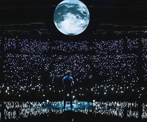 shawn mendes, moon, and illuminate world tour image