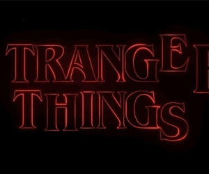 gif, stranger things, and netflix image