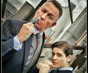 Alfred, bruce wayne, and Gotham image