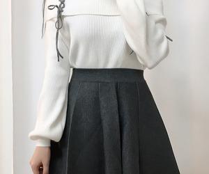 asian fashion, 유행, and bottom image
