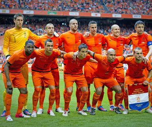 dutch, holland, and soccer image