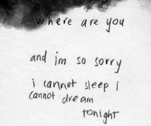 blink 182, i miss you, and sorry image