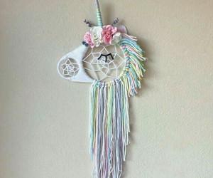 girls, unicorns, and hippie chic image