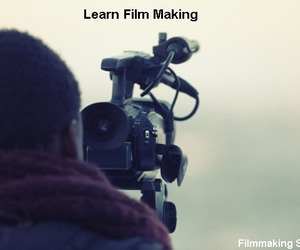 film making, filmmaking schools, and film editing course image