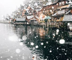 beautiful, snow, and winter image