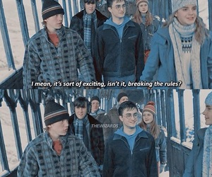 always, ginny weasley, and harry potter image