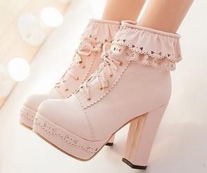 shoes, heels, and kawaii image