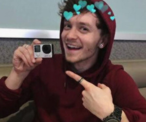 connor ball, icons twitter, and icons the vamps image