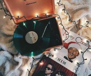 christmas, music, and winter image