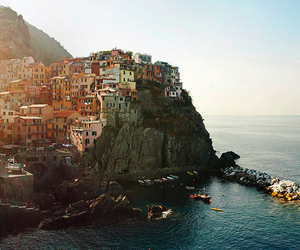 sea and italy image