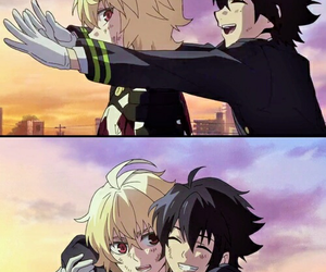 ons, cute, and owari no seraph image