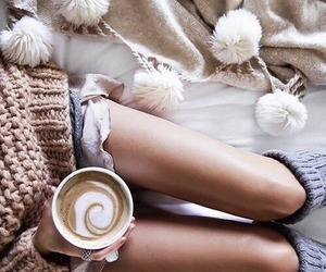 coffee, winter, and tumblr image