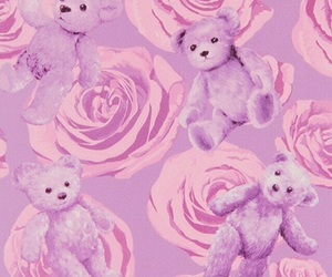 background, pink, and rose image