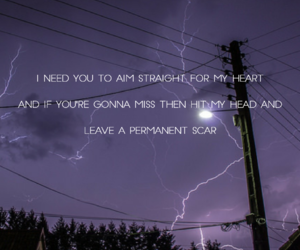 Lyrics, highly suspect, and bloodfeather image