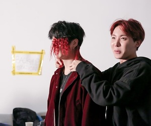 hobi, kookie‬, and bts image
