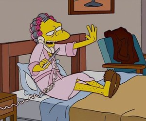 mood and the simpsons image