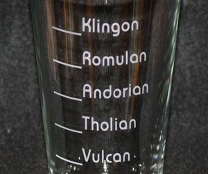 star trek, klingon, and vulcan image
