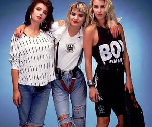 80's, girl group, and music image