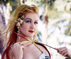 Cyndi Lauper, 80's, and singer image