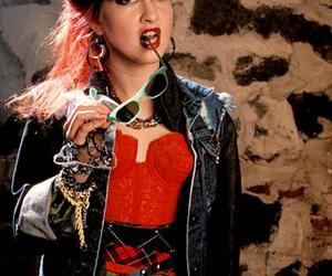 80s and Cyndi Lauper image