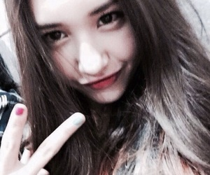 somi, JYP, and kpop image