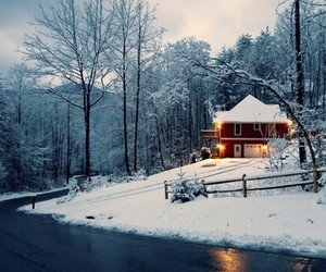 landscapes, natural, and winter image