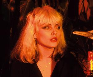 debbie harry and blondie image