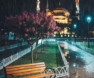 istanbul, turkey, and night image